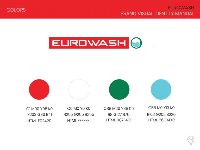 Eurowash logo identity-06
